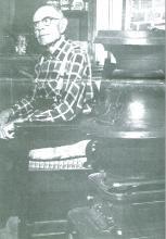 Frank Shoemaker, Northbrook General Store and Postmaster